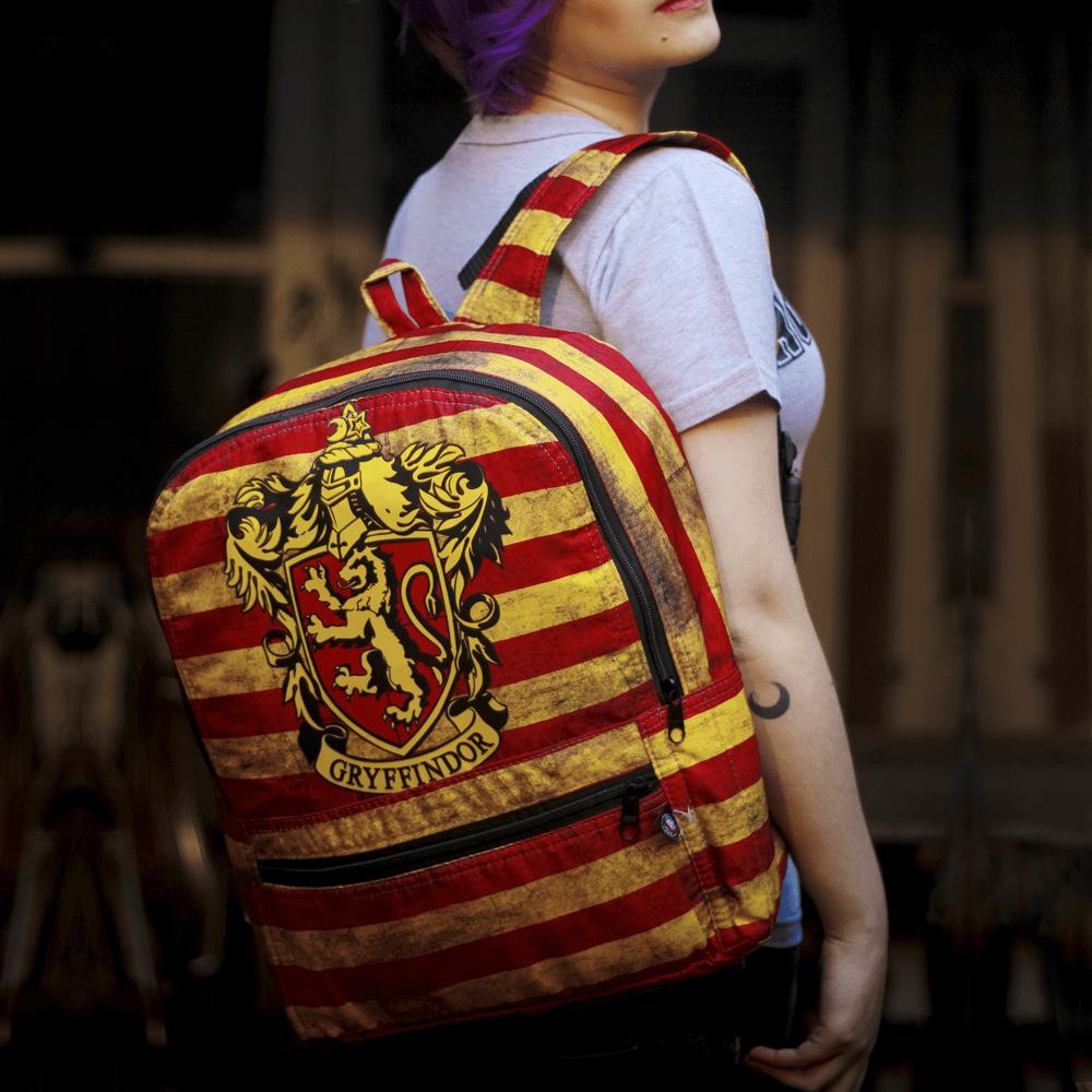 Mochila Gryffindor