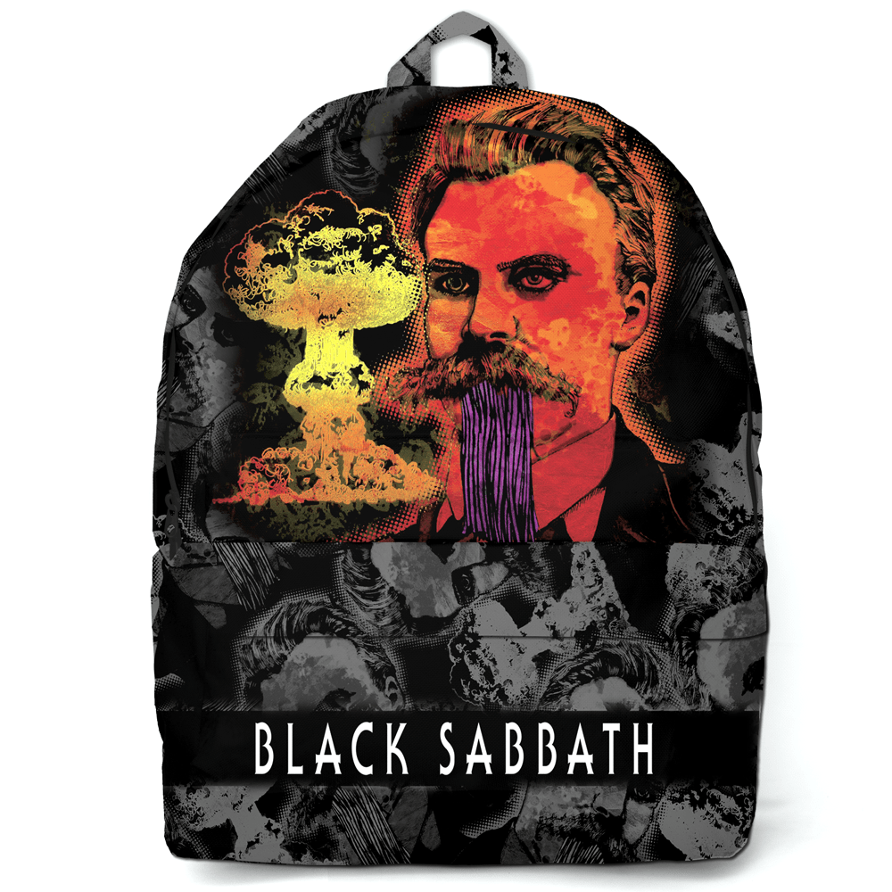Mochila de rock Black Sabbath