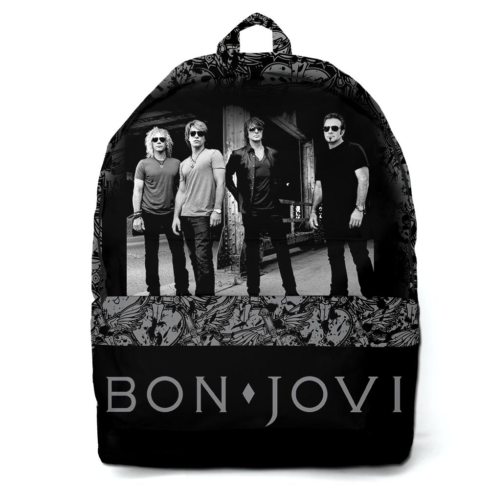 Mochila Bon Jovi