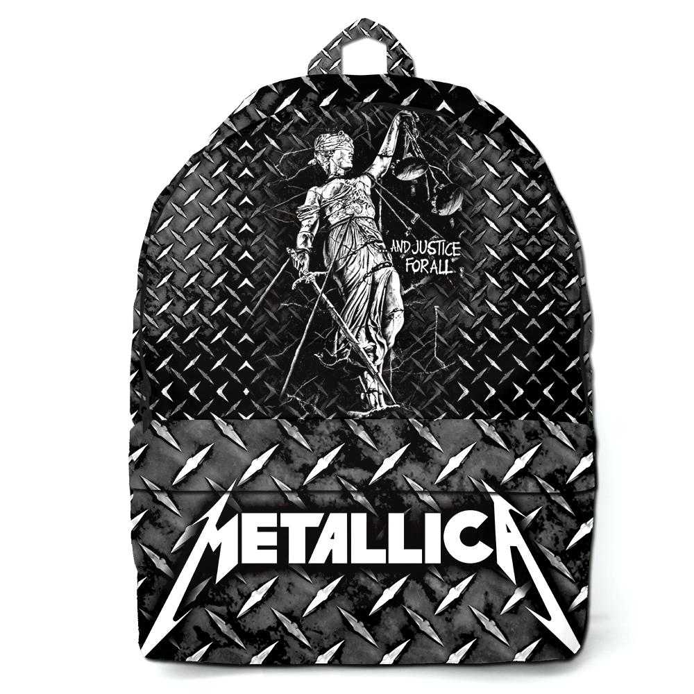 Mochila Rock Metallica BD 054