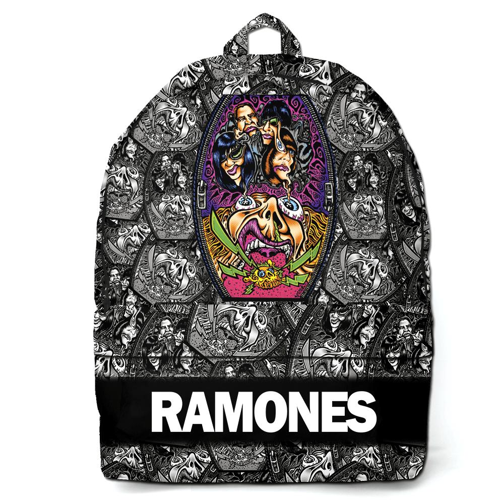 Mochila Rock Ramones BD 073