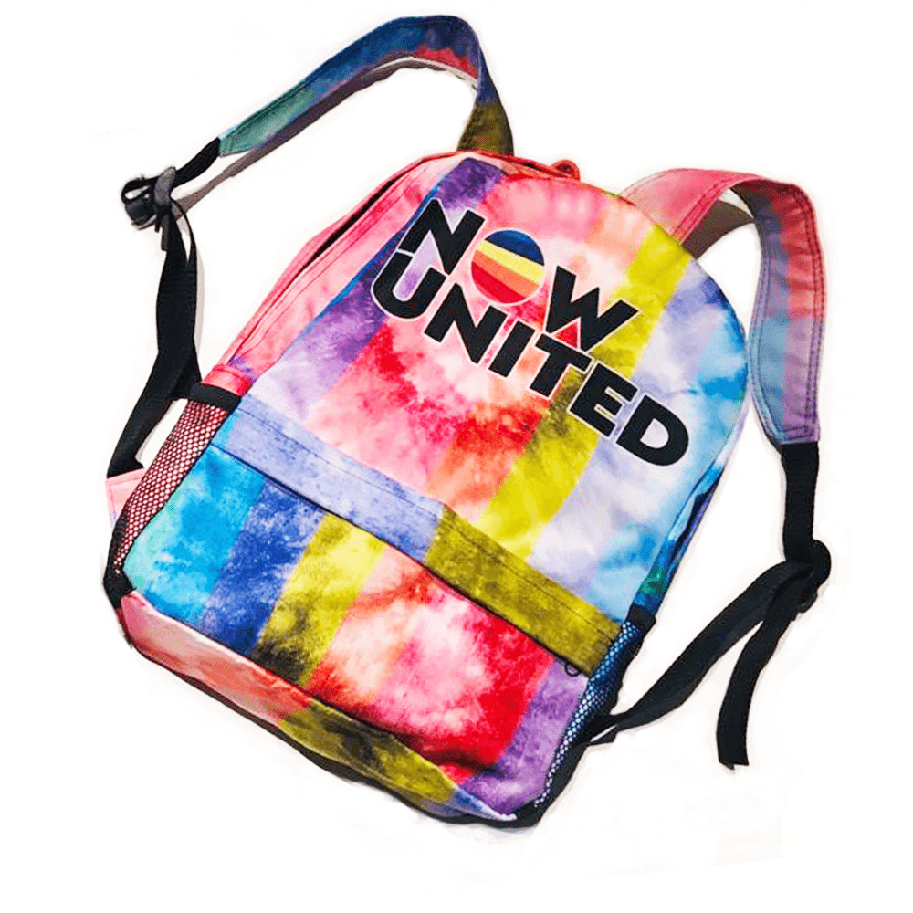 Mochila Now United TieDye