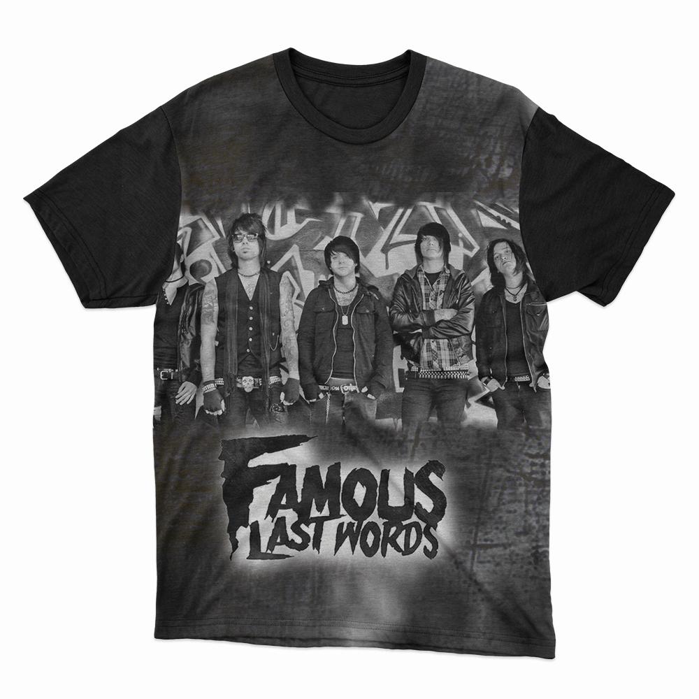 Camiseta Famous