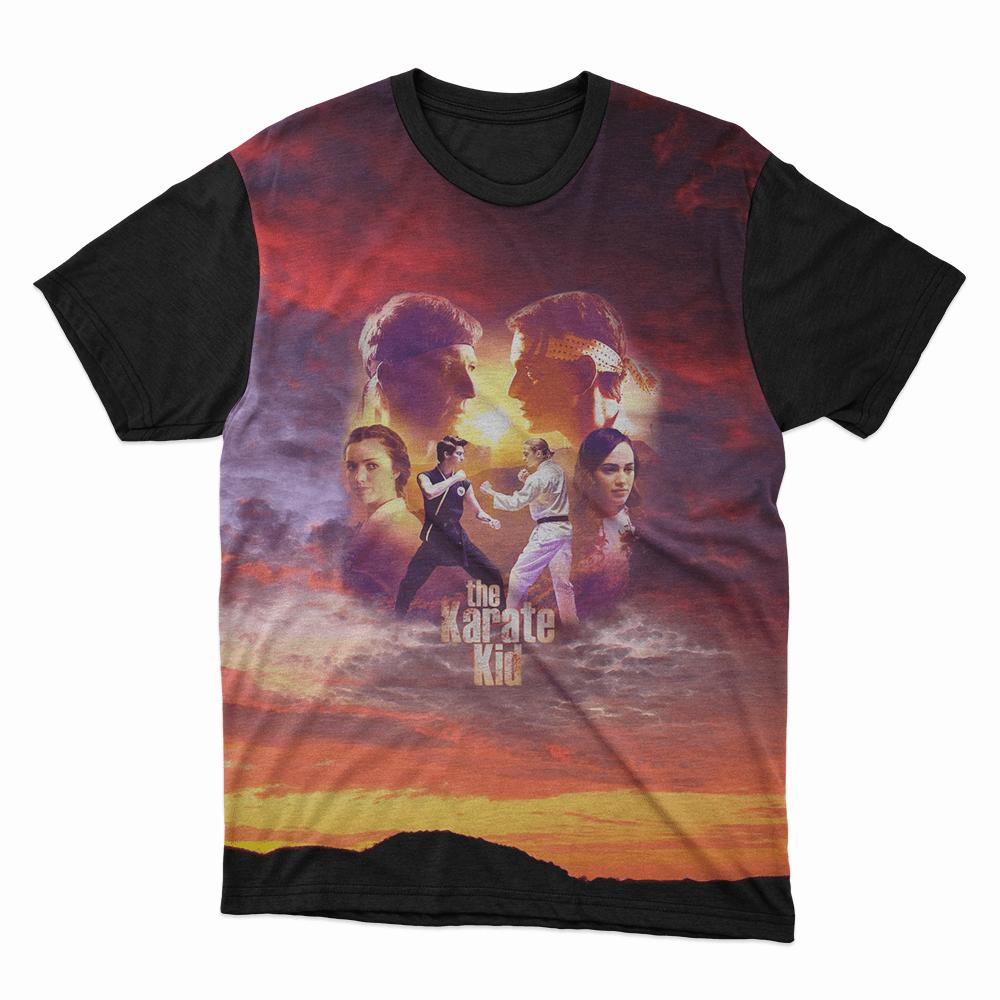Camiseta Karatê Kid