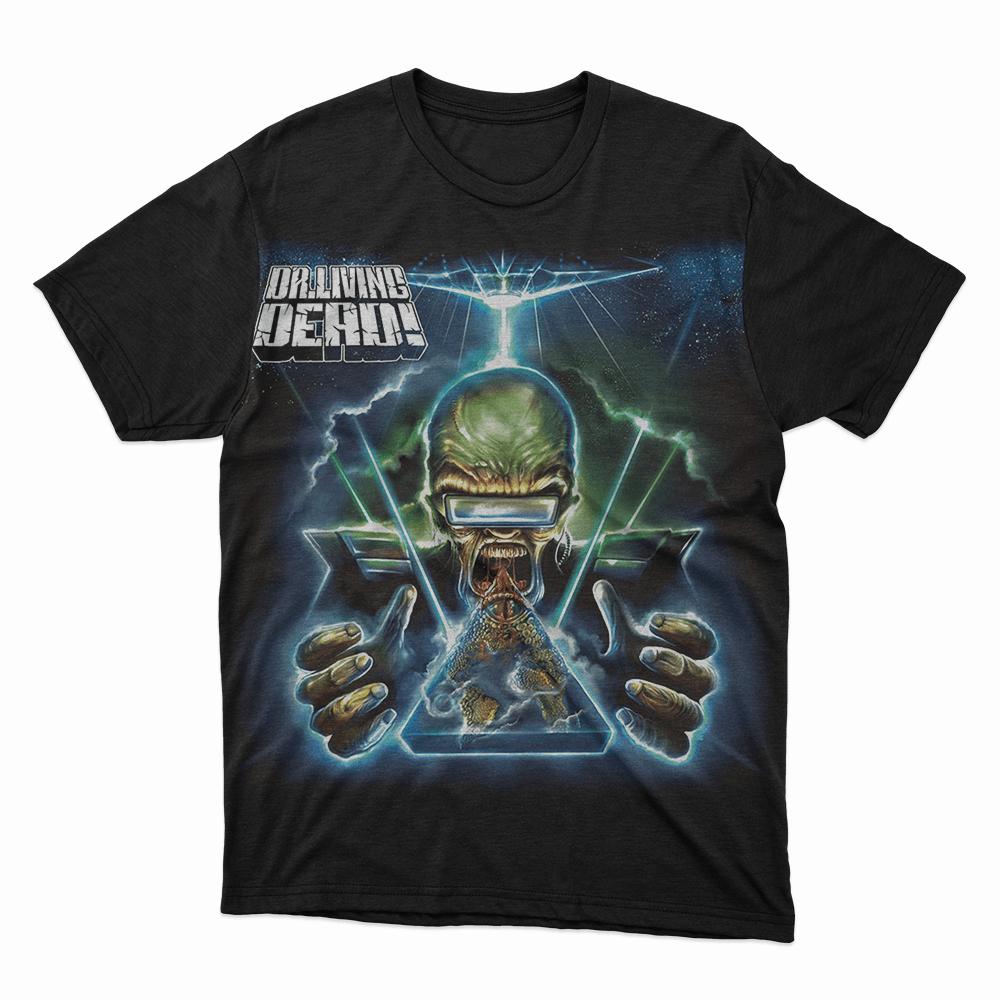 Camiseta Dr Living Dead