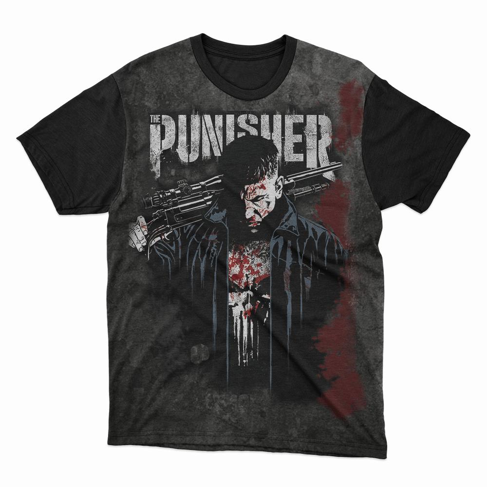 Camiseta O Justiceiro