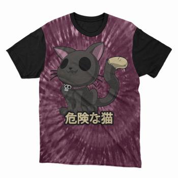 Camiseta Danger Cat