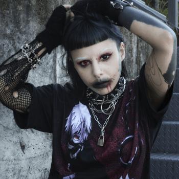 Camiseta Tokyo Ghoul + Máscara