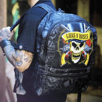 Mochila Guns N' Roses
