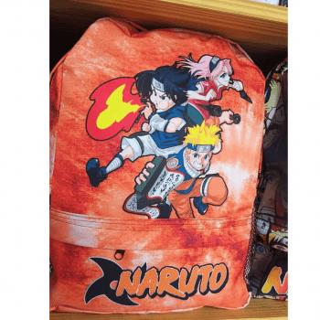 Mochila Naruto e amigos