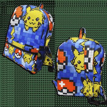 Mochila Pokémon Pixel