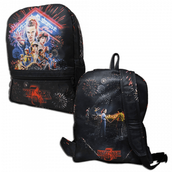 Mochila Stranger Things 3