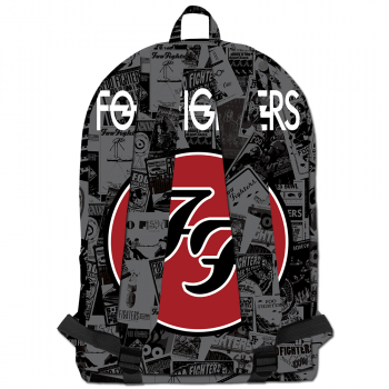 Mochila Foo Fighters
