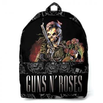 Mochila  Rock Guns N' Roses 1