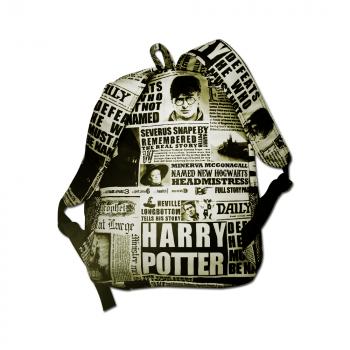 Mochila Harry Potter Jornal