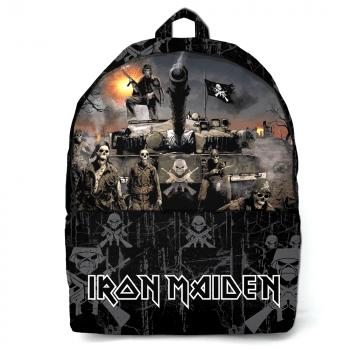 Mochila Rock Iron Maiden 1