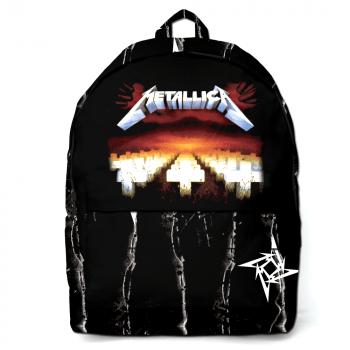 MOCHILA Metallica BD 055