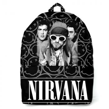 Mochila Rock Nirvana BD 059
