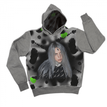 Moletom Billie Eilish
