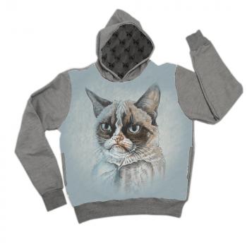 Moletom gato Grumpy