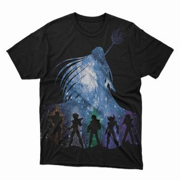 Camiseta Cavaleiro dos Zodíacos