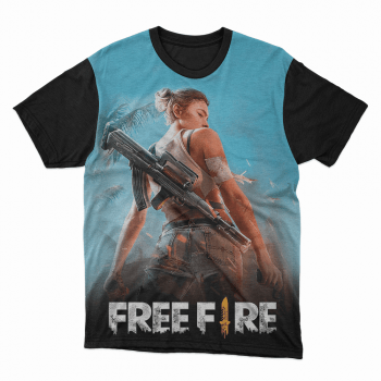 Camiseta FreeFire