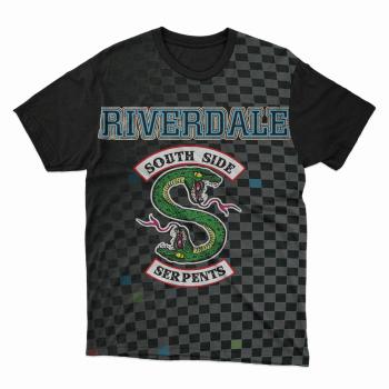 Camiseta Riverdale serpente