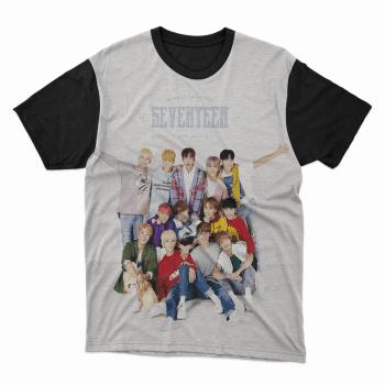 Camiseta seventeen 2018