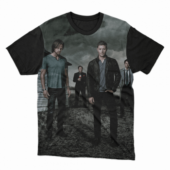 Camiseta Supernatural 2