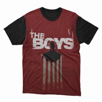 Camiseta The Boys Capitão Pátria