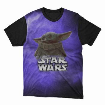 Camiseta série Yoda