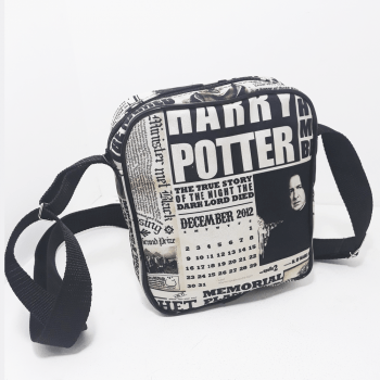 Shouder Bag Jornal Harry Potter