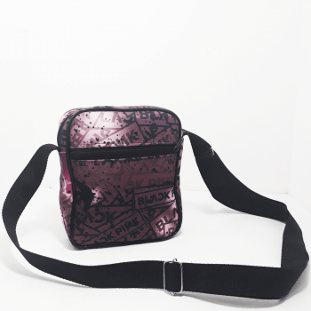 Shoulder Bag Black Pink