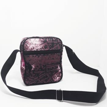 Sholder Bag Black Pink