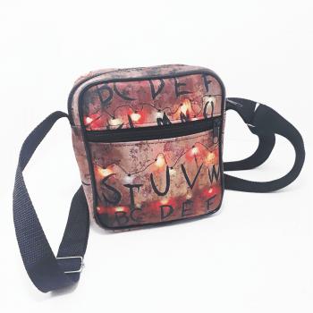 Shoulder Bag Stranger Things Lâmpadas